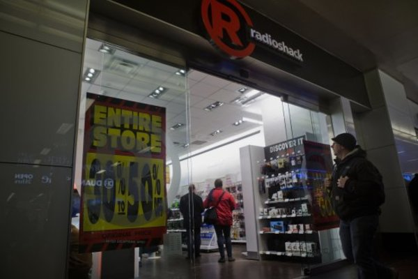 RadioShack to Seek Bankruptcy Protection, Again