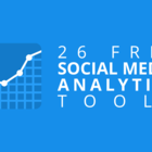 Social Media Analytics: 26 Free Analytics Tools for Marketers