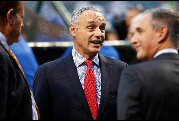 As Part Of MLB Pace Of Play, Manfred Willing To Look At Shorter TV Commercial Breaks