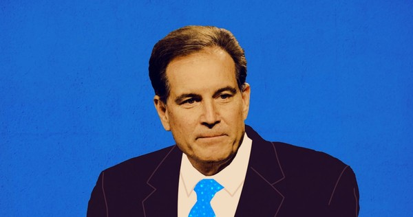 Why Does Jim Nantz Give Away His Tie at the End of the Tournament?