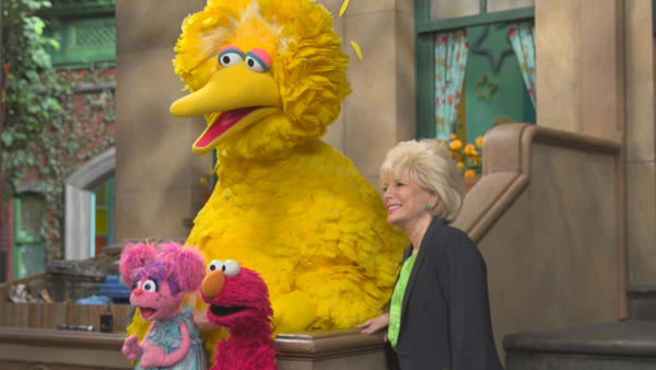 "60 Minutes goes to ""Sesame Street"" - CBS News"