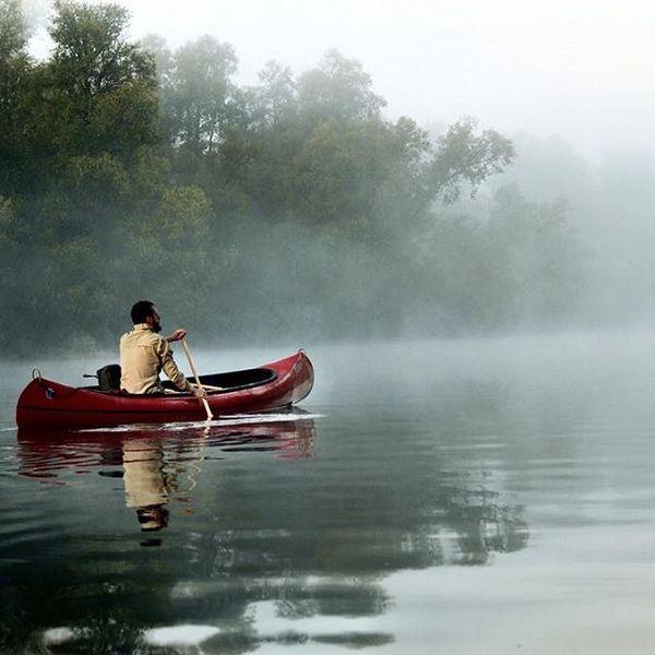 Is het de Amazone? Neen, het is de Biesbosch!