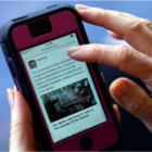 'Who shared it?' How Americans decide what news to trust on social media