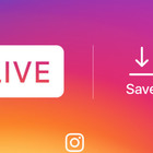 You can now save your Instagram Live streams to your camera roll