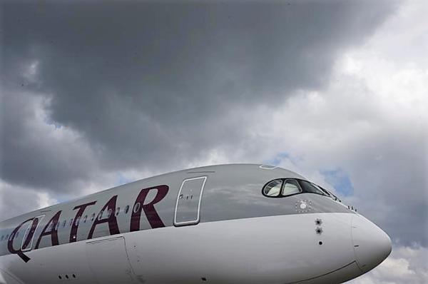 Qatar Airways is een van de luchtvaartmaatschappijen die getroffen is door de nieuwe Amerikaanse veiligheidsmaatregel (foto: Reuters)