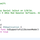 System Level Breakpoints in Swift