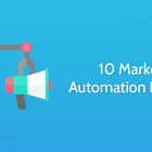 List: Top 10 Marketing Automation Software