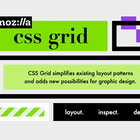 CSS Grid and Grid Inspector in Firefox