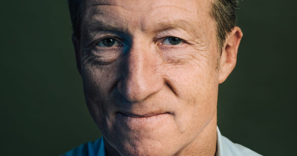 Billionaire Tom Steyer's Mission to Save the Planet From Trump | WIRED