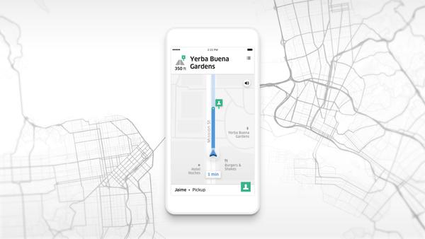 Uber Navigation – Uber Design – Medium