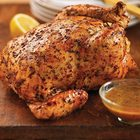 Tuscan Garlic & Herb Whole Roasted Chicken Recipe - Real Advice Gal