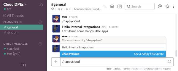 Google Cloud Platform Blog: Enterprise Slack apps on Google Cloud--now easier than ever