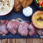 Birch's Sunday Roast Is a Proper Taste of the U.K. | Eater LA
