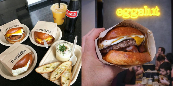 Tastefully Exclusive: Free Eggslut Today Only!