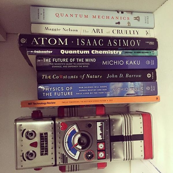 Come hang out at MassRobotics and check out my library - more books to come! :)