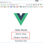 Dependency Injection in Vue.js App with TypeScript