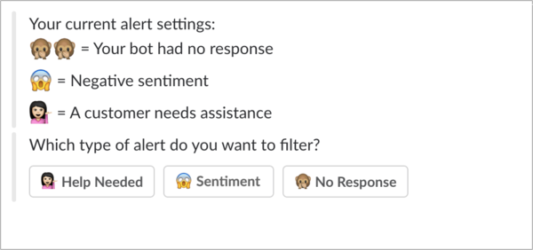 Build a hybrid human + AI messaging experience on Slack