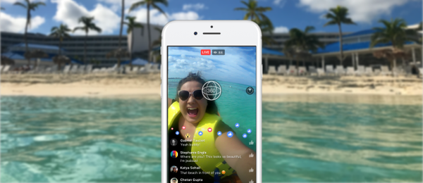 Facebook is bringing Live 360 to everyone