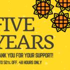 Celebrating 5 Years of AppCoda - AppCoda