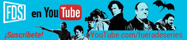 Fuera de Series, ahora también en YouTube. ¡Suscríbete!