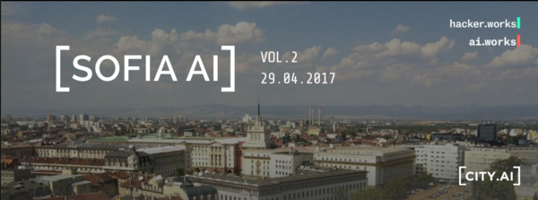Sofia AI vol 2 - Happening 29th of April
