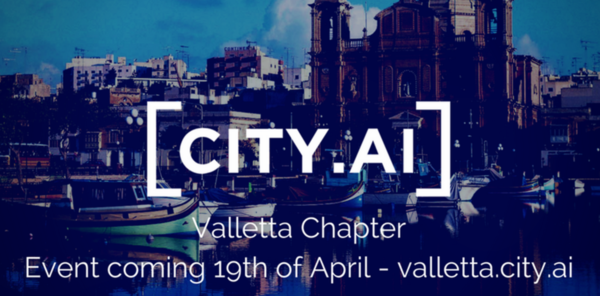 Valletta AI - Happening the 19th of April