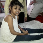 Meet the 8-year-old girl raised by monkeys