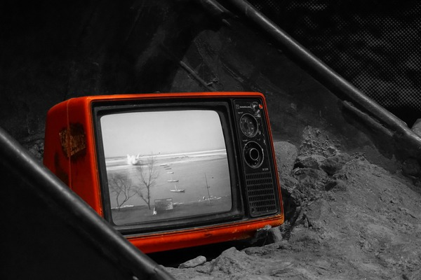 TV has become an augmented reality game