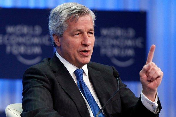 Jamie Dimon, CEO de JPMorgan Chase