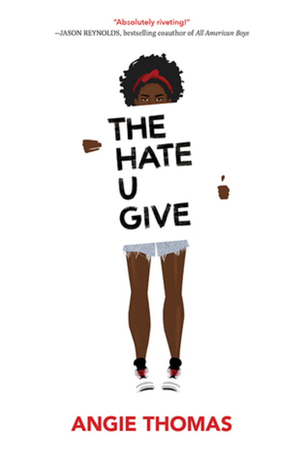 If you like YA, please check out The Hate U Give, by Angie Thomas.
