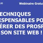 12 techniques indispensables pour générer des prospects avec votre site web !