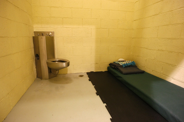 Solitary Confinement Makes Prisoners Behave Badly and Screws up Their Brains