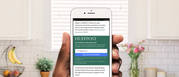 FB Launching Call-to-Action Units for Instant Articles