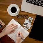 Waarom je beter in het midden kunt beginnen bij het schrijven