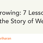 💪🏻💪🏻On Growing: 7 Lessons from the Story of WeChatOn Growing: 7 Lessons from the Story of WeChat – Y Combinator