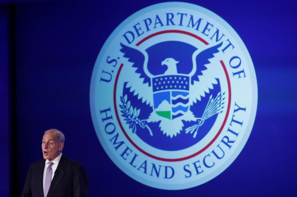 Minister Kelly van Homeland Security (foto: Reuters)