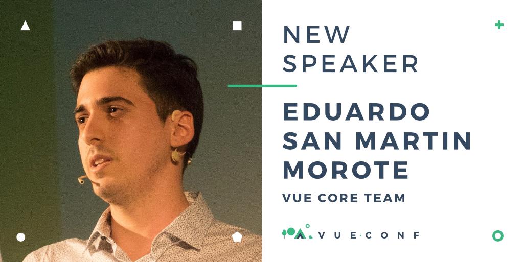 Vue js Newsletter #42: Posva = new VueConf speaker, great new