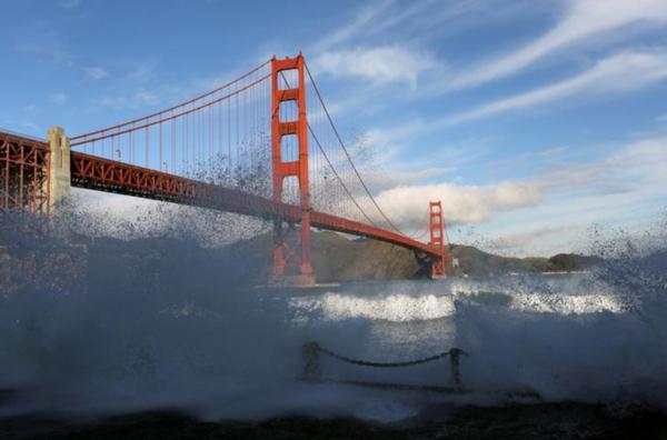 San Francisco is een van de vele Sanctuary Cities in Amerika (foto: Reuters)