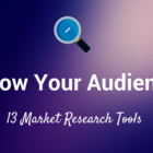 18 incredibly useful market research tools for social media