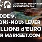 Levée de fonds de 3M€ pour Markeet !? MSB show 9 - YouTube