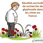 Quelle exposition des français au glyphosate (herbicide le plus vendu au monde) ?