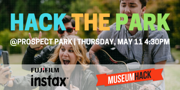 Click for the link: Hack the Park