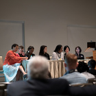 """At The Coffeewoman Panel: """"Building Influence and Changing Power Structures"""""""