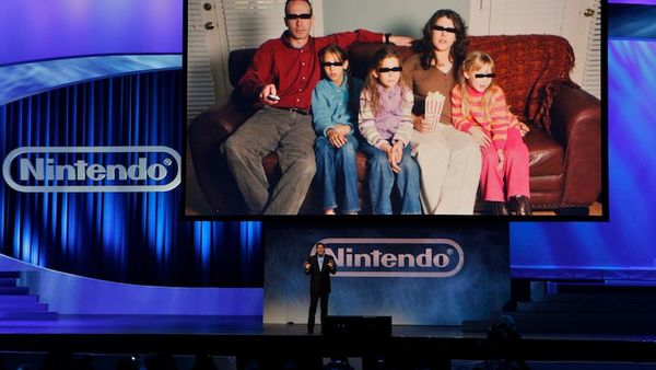 Nintendo Finally Says Goodbye To 3D