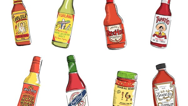 10 Chefs Defend Their Favorite Hot Sauces | Bon Appetit