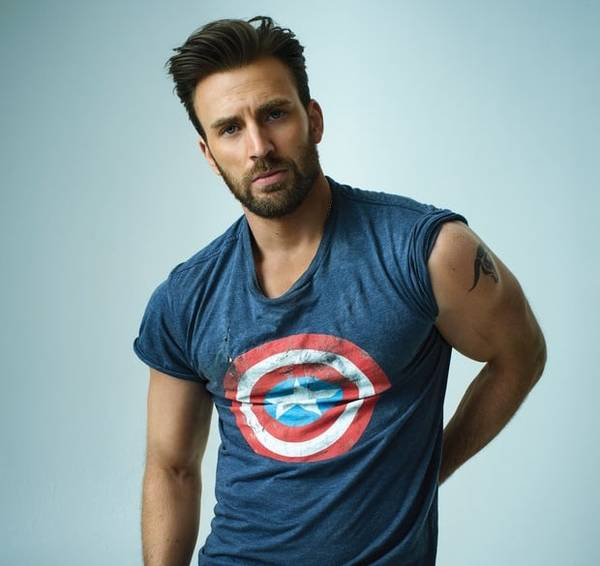 Marvel's Captain America, Chris Evans, has been open about his anxiety.