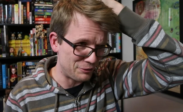 """Am I concerned? Absolutely."" - YouTuber Hank Green"