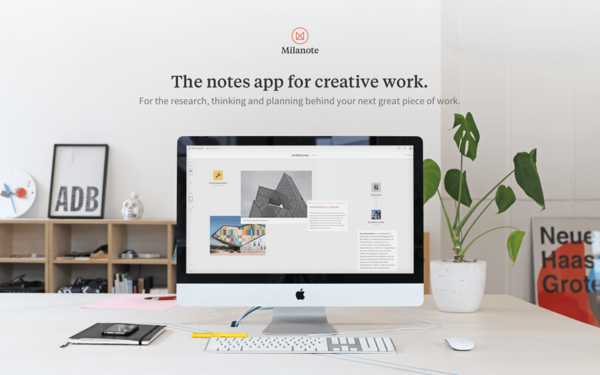 Milanote: The notes app for creative work.