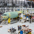 A Look Inside Airbus's Epic Assembly Line - The New York Times