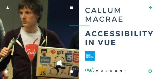 Vue js Newsletter #44: VueConf: New workshop with Sarah Drasner